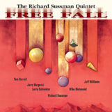 Album Free Fall by Richard Sussman