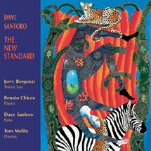 Album The New Standard by Dave Santoro